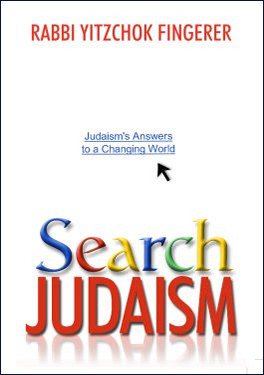 The all new bestseller from Rabbi Yitzchok Fingerer - Search Judaism